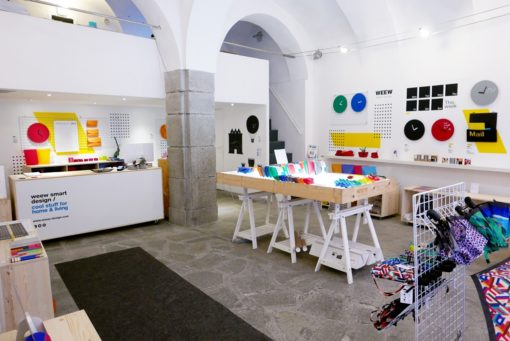 WEEW Smart Design in via palatina a Torino